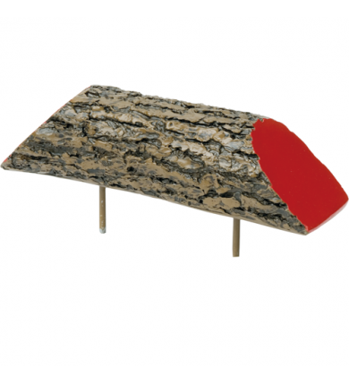 Teemarkering, Pine - Röd