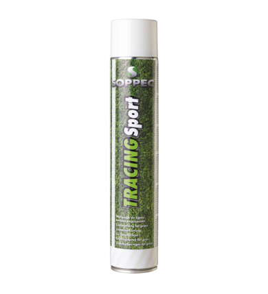 Sprayfärg Tracing Sport Vit 750 ml
