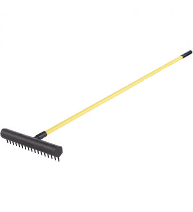 Pattisson Tour Rake Gul - Skaft 137 cm