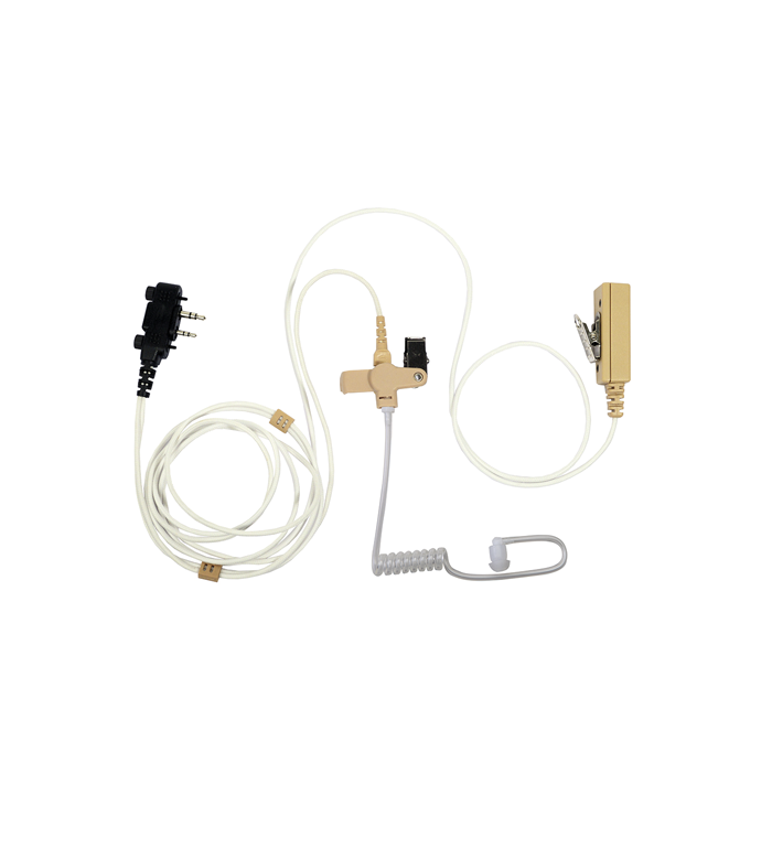 ICOM Vit tygkabel PRO-P285 W LA2-wire