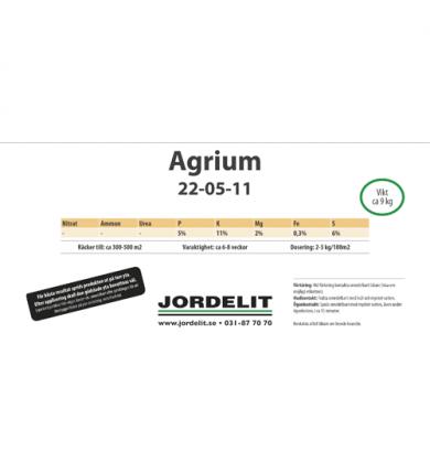 Hink Agrium 22-5-11, 9 Kg