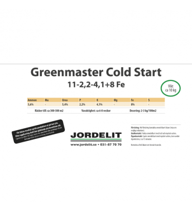 Hink Greenm. Cold Start 10 Kg