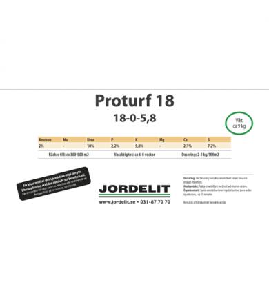 Hink Proturf 18, 9 Kg