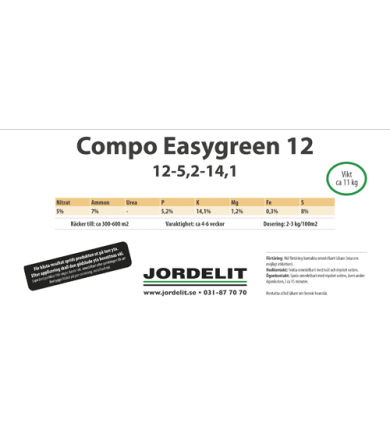 Hink Compo Easygreen 12, 11 Kg