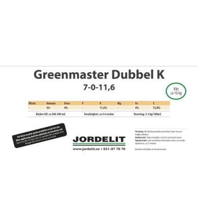 Hink Greenmaster Dubbel K, 10 Kg
