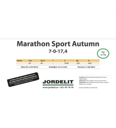 Hink Marathon Sport 7 (Autumn) 9 Kg