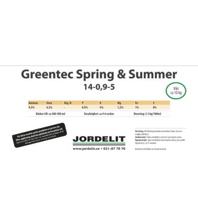 Hink Headl. Greentec Spring&Summer, 10 Kg