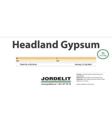 Hink Headland Gypsum, 12 Kg