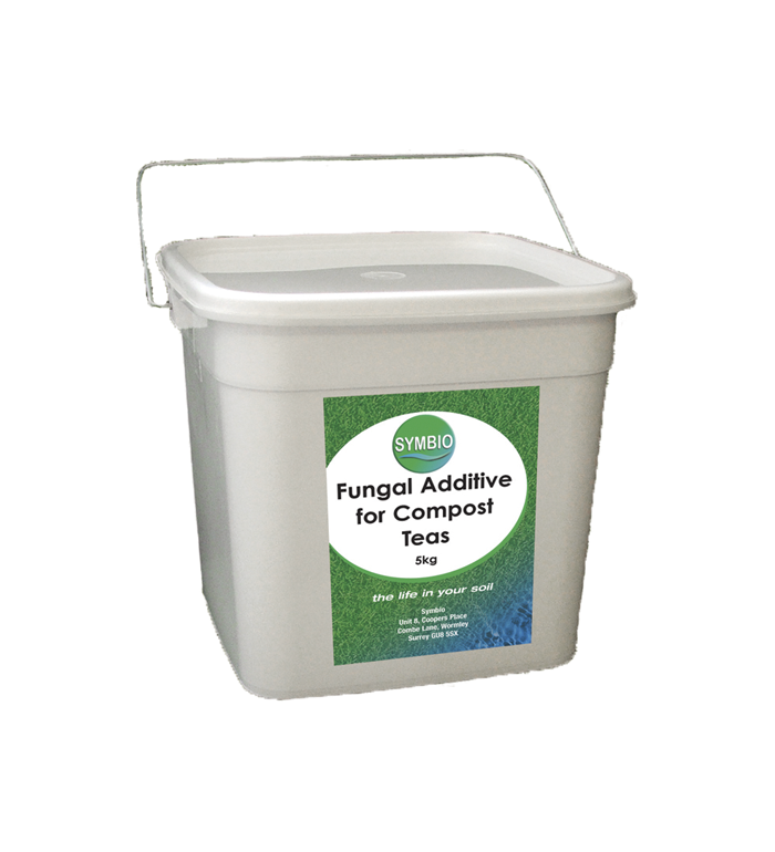 Symbio Compost Tea Fungal Additive 5 kg.