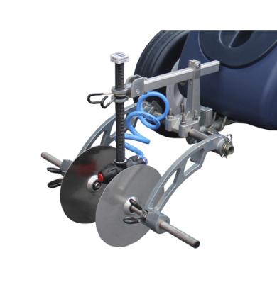 Fleet Kombi Front mounted Wheeled Knib