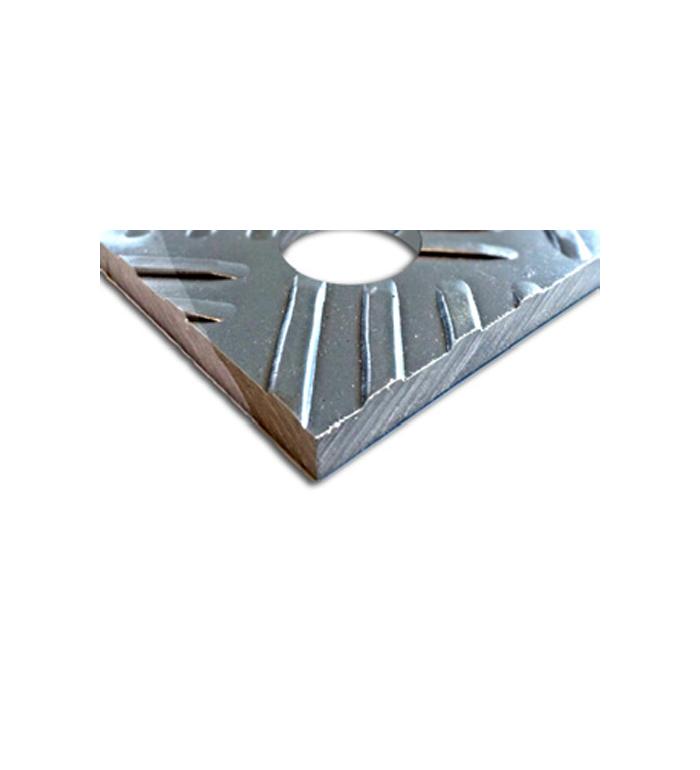 Körplatta TempoTrax® 60 2400x600x11,5 mm