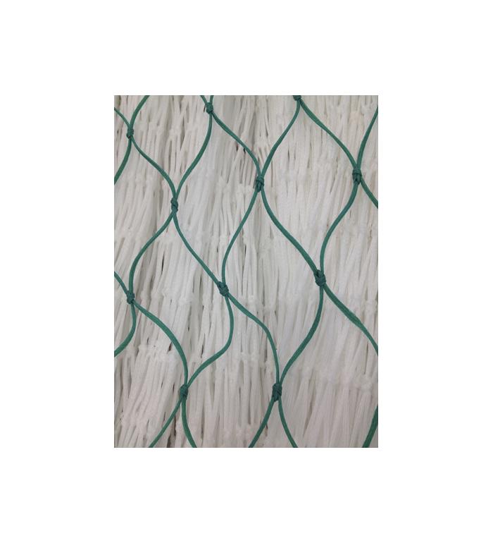Målnät 11-manna Alu Standard - 60 maska (PT) - Grön