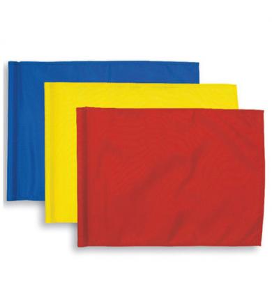 Flagga Junior ParAide - Röd