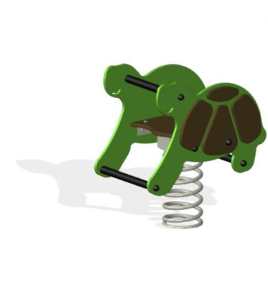 Lekutrustning Sköldpadda