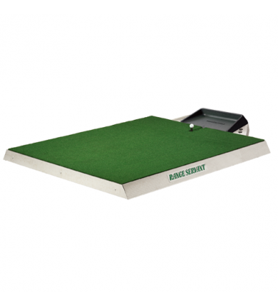 Tee-Up Ball Tray