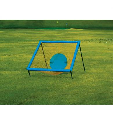 RANGE TARGET - blå - 2,4 x 2,4 m