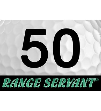 """Avståndstavla """"Range Servant"""" 50"""