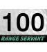 """Avståndstavla """"Range Servant"""" 100"""