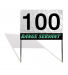 """Avståndstavla """"Range Servant"""" 150"""