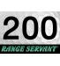"""Avståndstavla """"Range Servant"""" 200"""