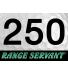 """Avståndstavla """"Range Servant"""" 250"""