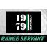 "Avståndstavla ""Range Servant"" Customized"