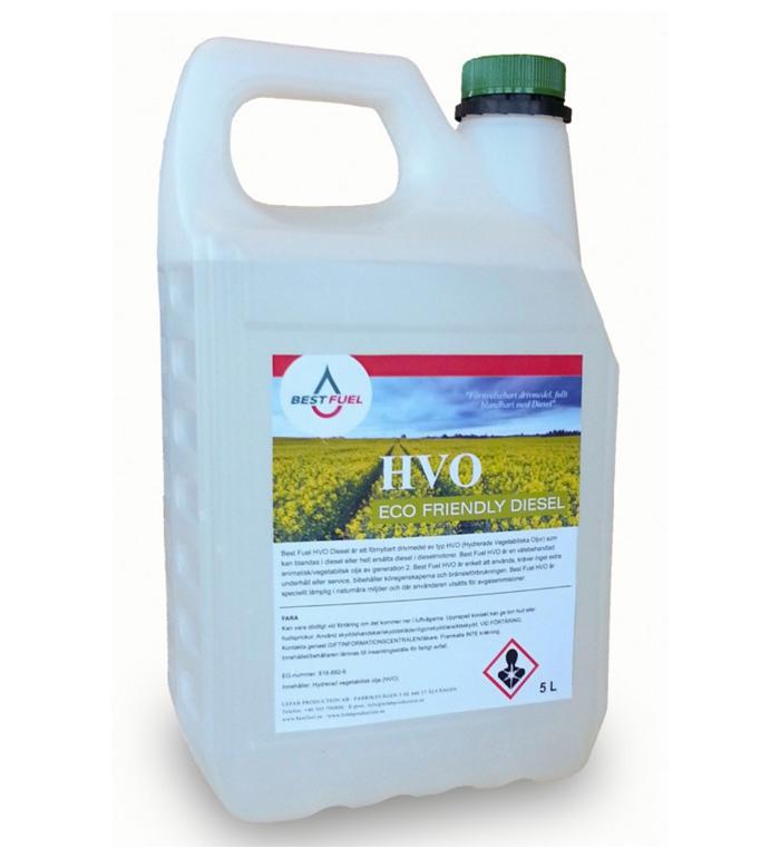 Best Fuel HVO Diesel 5 liter