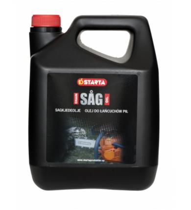 Sågkedjeolja 4 liter