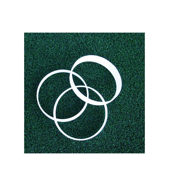 Plastring för hålkoppskant / st