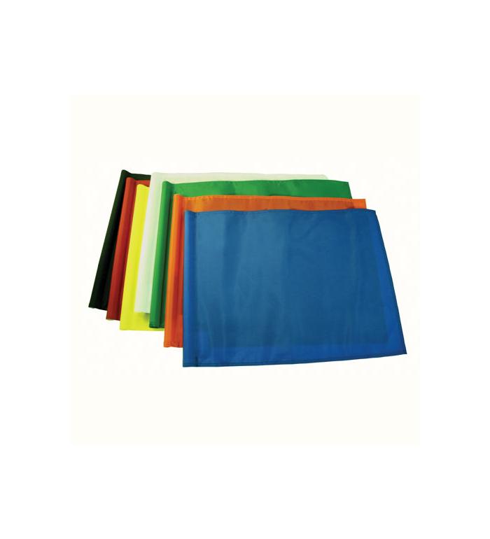 Rangeflagga XL Nylon - Vit