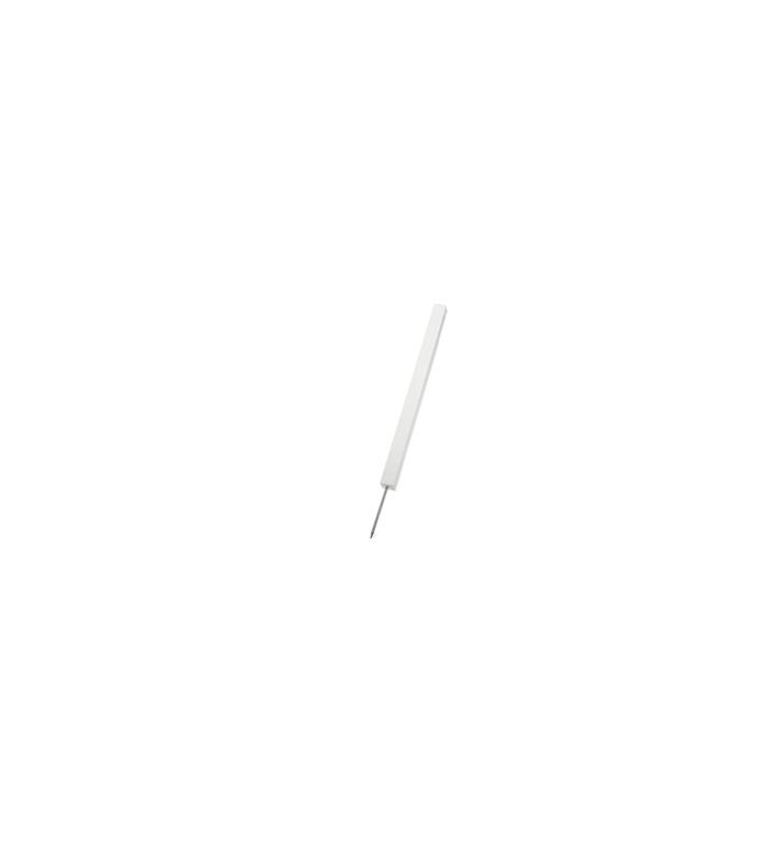 Hindersmarkering Par Aide, 61 cm - Vit