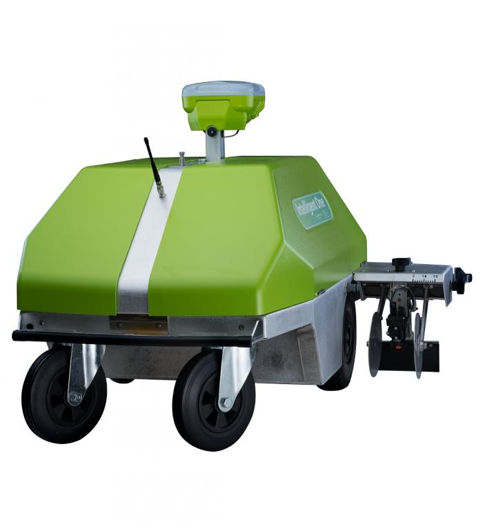 Turf Tank Robot