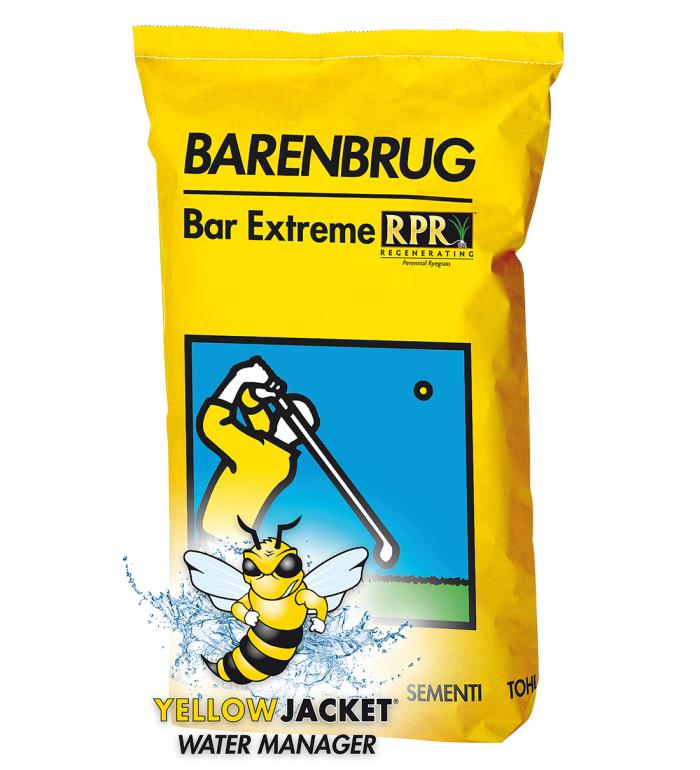 Barenbrug Bar Extreme RPR Yellow Jacket
