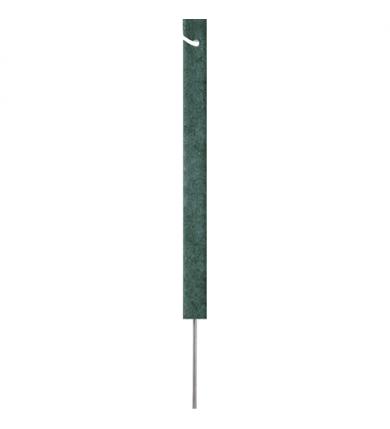 Repstolpe 50 cm fyrkantig grön