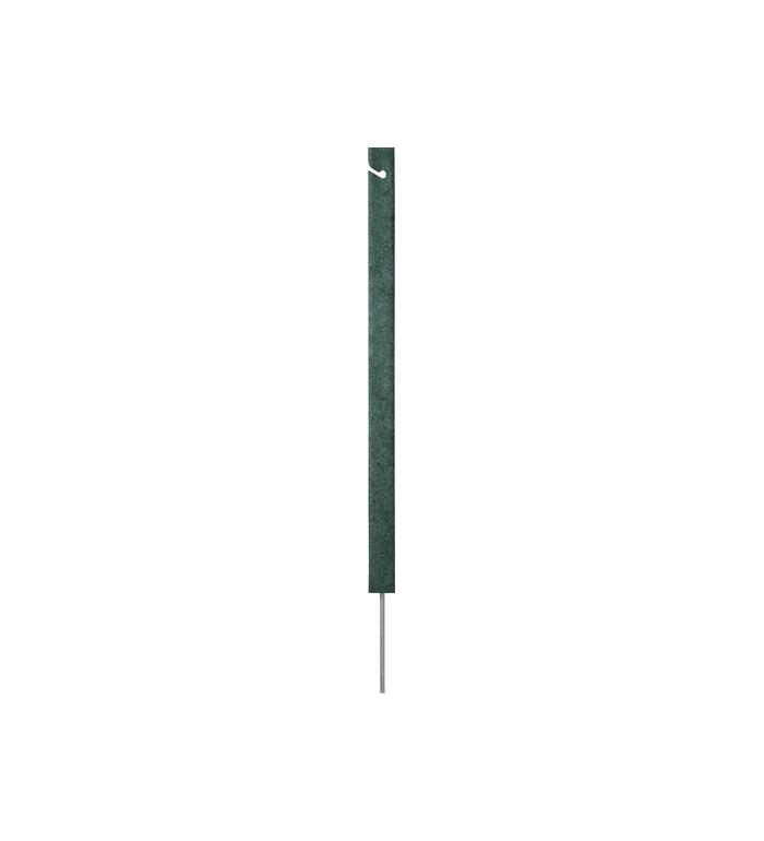 Repstolpe 60 cm fyrkantig grön PA