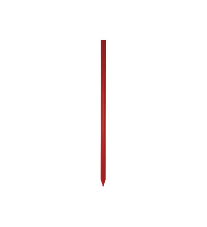 Hindersmarkering, kryss - Röd