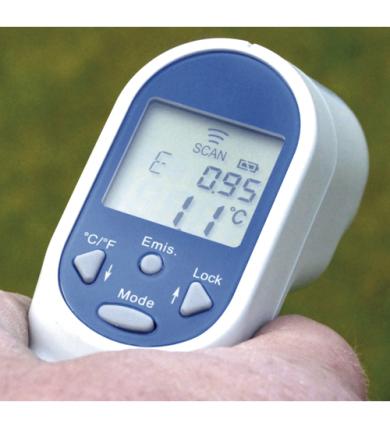 Infraröd Turf Termometer