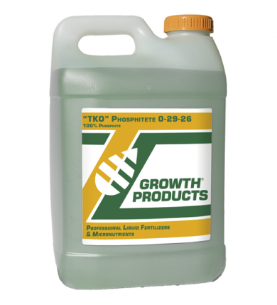 Growth Products TKO 0-29-26