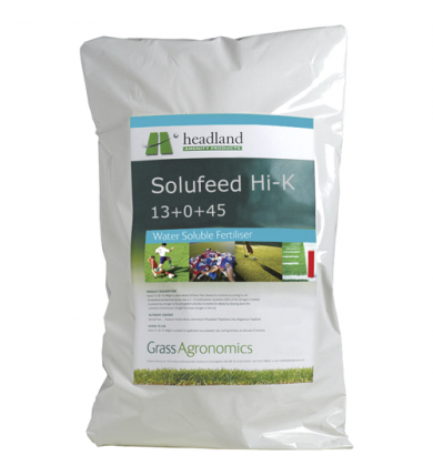 Headland Solufeed High K 13-0-46