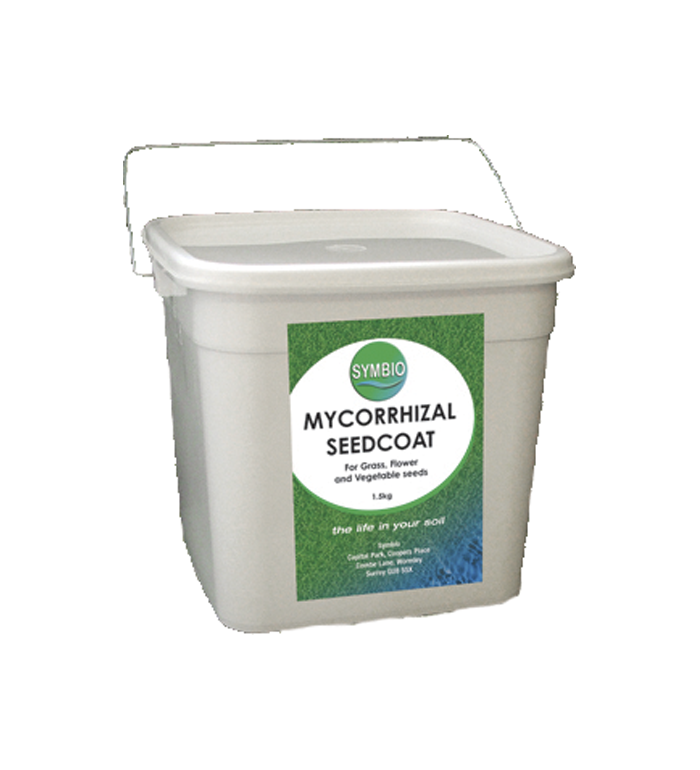 Symbio Mycorrhizal Seedcoat