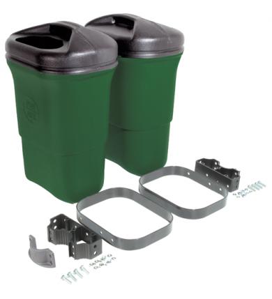 Trash Mate komplett - Dubbel Grön