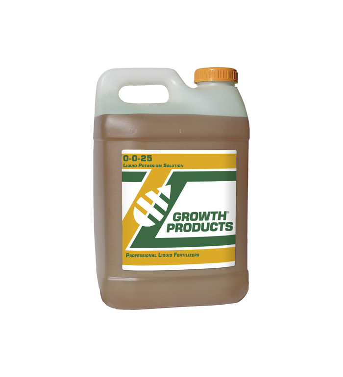 Growth Products 0-0-25