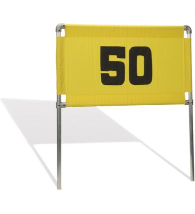 Avståndstavla Range 50