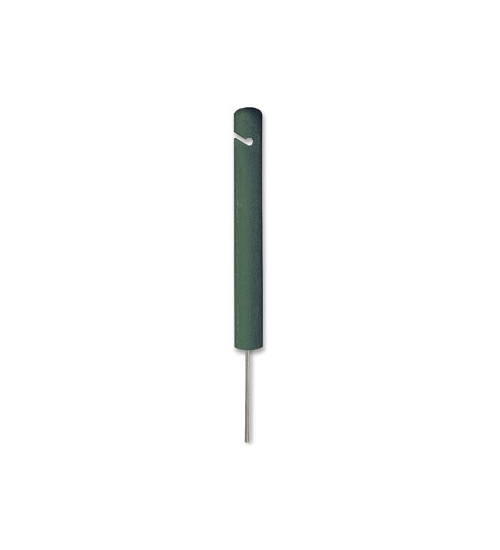Repstolpe 30 cm rund grön SG